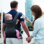 Izmi Baby Carrier Back Carry
